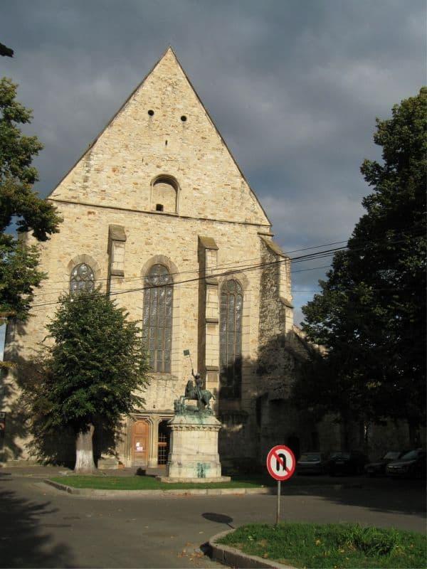 Biserica Reformată de pe Ulița Lupilor
