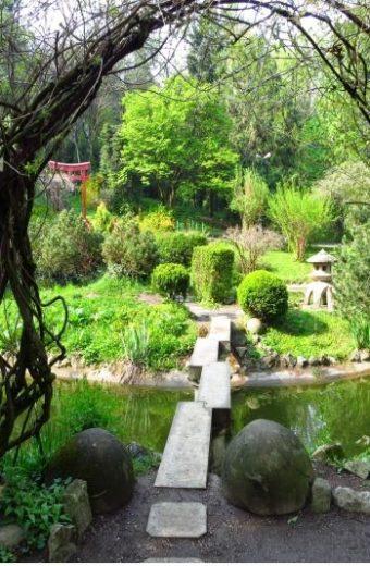 "Grădina Botanică ""Alexandru Borza"""