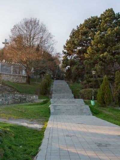 Parcul Cetatuia