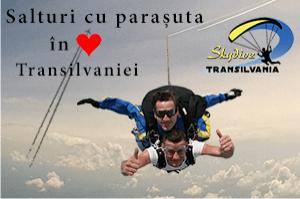 Skydive Transilvania