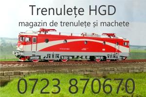 Trenulete HGD