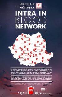 INTRĂ ÎN BLOOD NETWORK