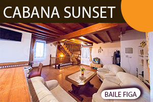 Cabana Sunset - Baile Figa