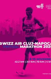 Wizz Air Cluj-Napoca VIRTUAL Marathon 2020