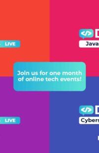 DevCon Live – cel mai amplu hub de evenimente online